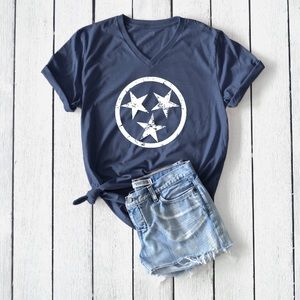 Tops - Tennessee T-shirt • Made to order!